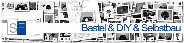 Stativfreak - Bastel - DIY - Selbstbautipps