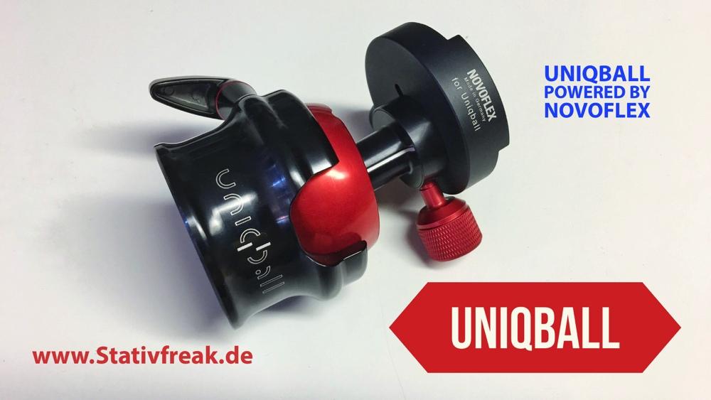 Der UNIQBALL – powered by NOVOFLEX (Video)