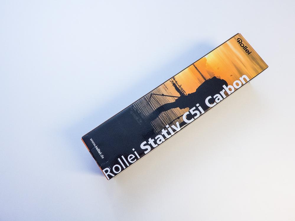 Das Rollei Stativ C5i Carbon mal näher betrachtet – und für gut befunden!