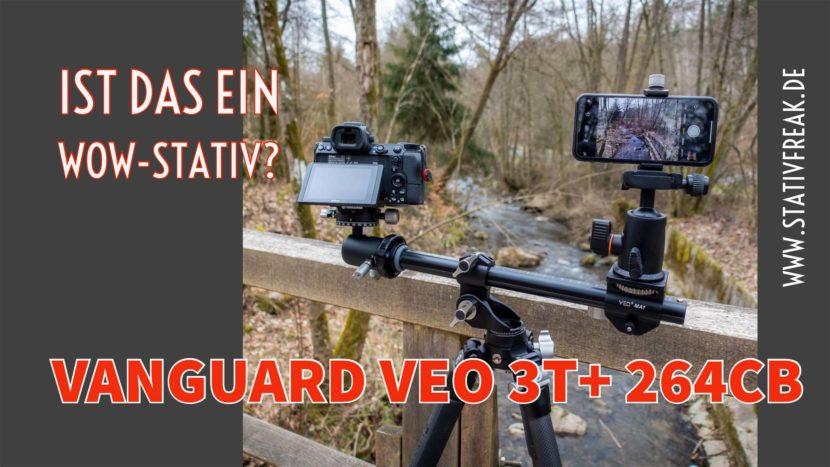 Vanguard VEO 3T+ 264 CB